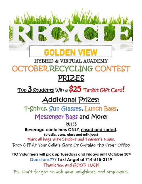 Recycling Contest