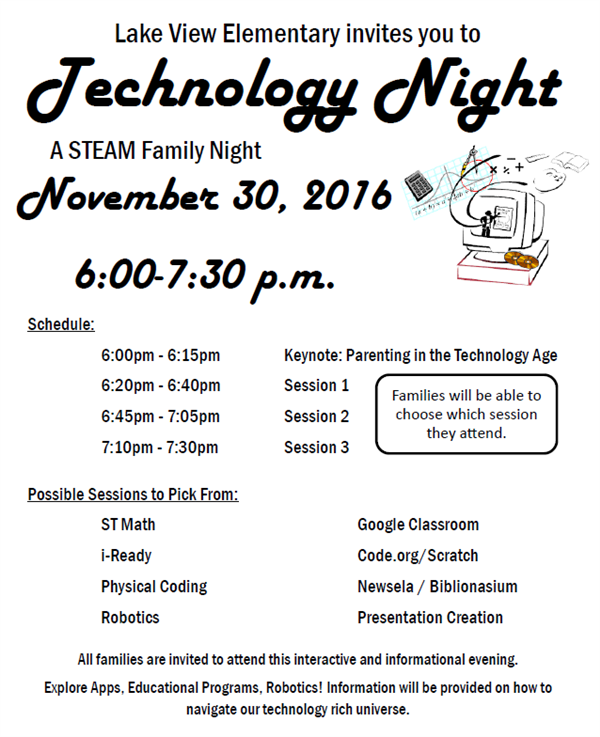 Get Your Hands on Apps, Robotics, Coding and More!
