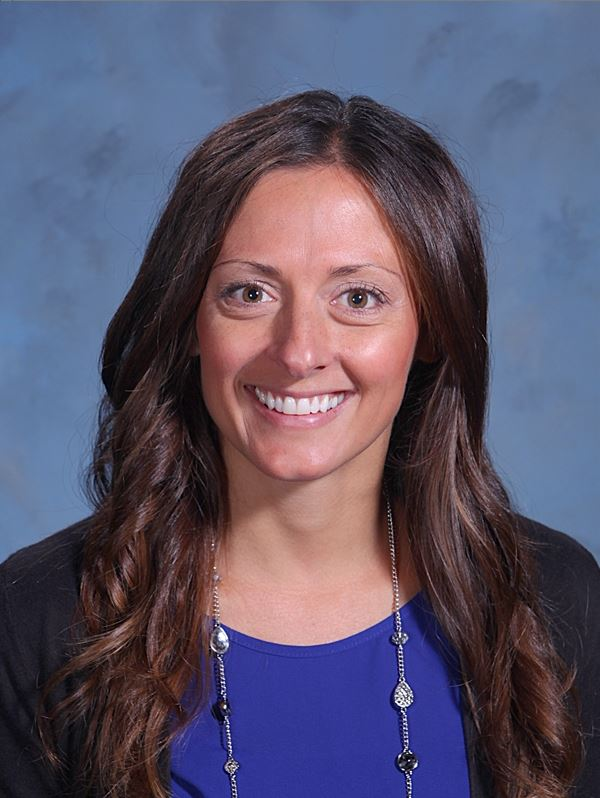 New Principal Sara Schaible