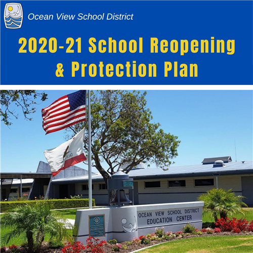 2020 School Reopening & Protection Plan