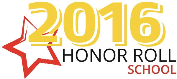 2016 CA Honor Roll logo