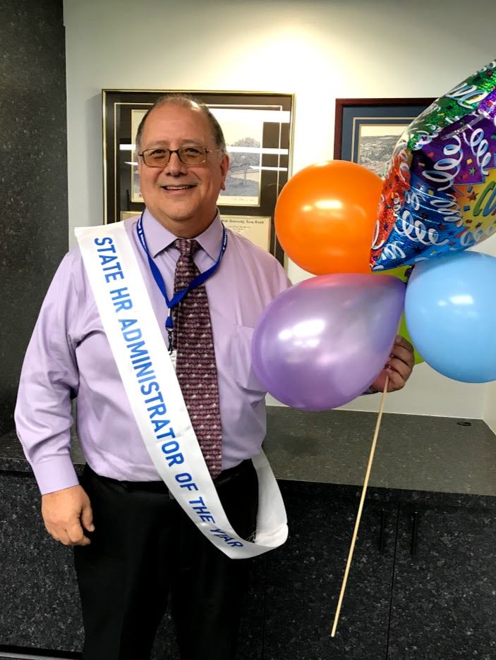 OVSD's Felix Avila Names 2019 State HR Administrator of the Year