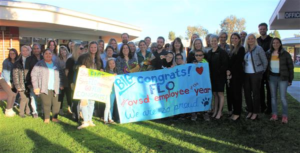 OVSD Announces 2020 Classified School Employees of the Year