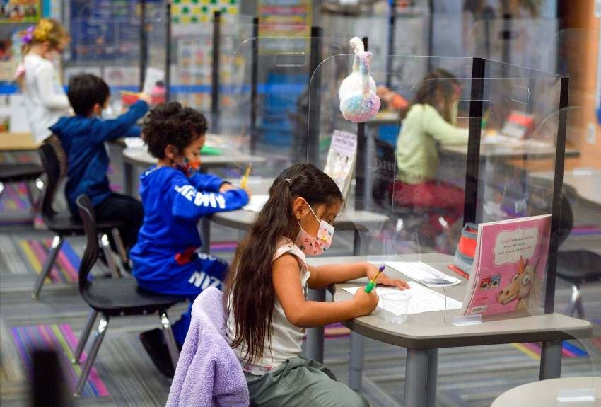 IN THE NEWS: OVSD Welcomes Students Back 5 Days a Week