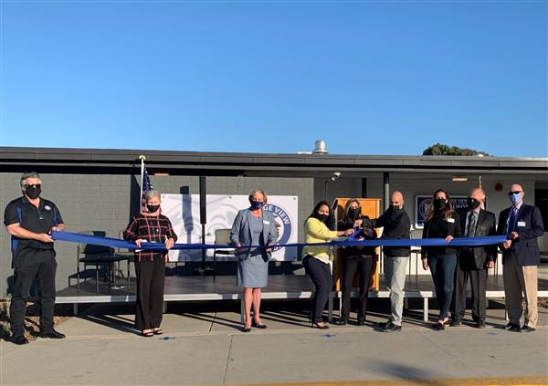 IN THE NEWS: College View Ribbon Cutting Ceremony
