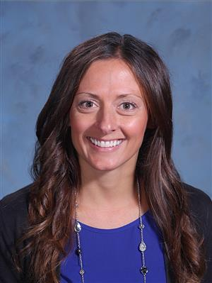 New Marine View Principal Sara Schaible