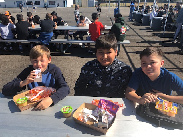 OVSD IN THE NEWS: Anonymous Donor Pays Nearly $8K to Clear District's Student Lunch Debt