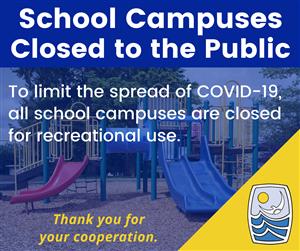 Schools Closed to Public
