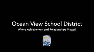 See the new video update from OVSD Board President & Superintendent