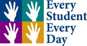 Every Student Every Day Title with image of four hands
