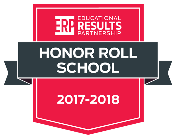 ERP Honor Roll School Logo 2017-18