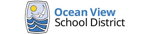 Ocean View School District logo