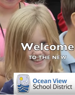 Welcome to the New Ocean View School District Video Just Released